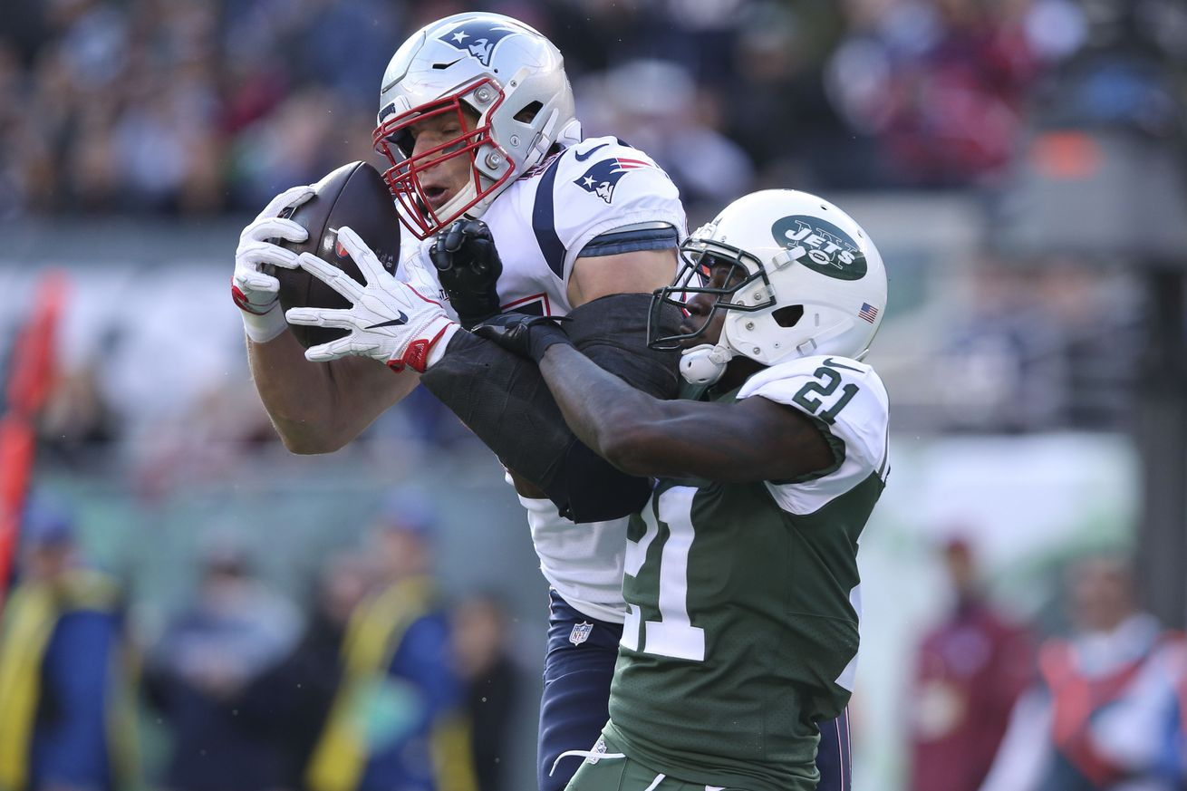 Patriots  big play offense wakes up during 27-13 win against Jets ... 245158d33