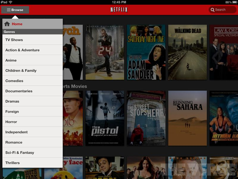 You can now download Netflix Canada TV shows and