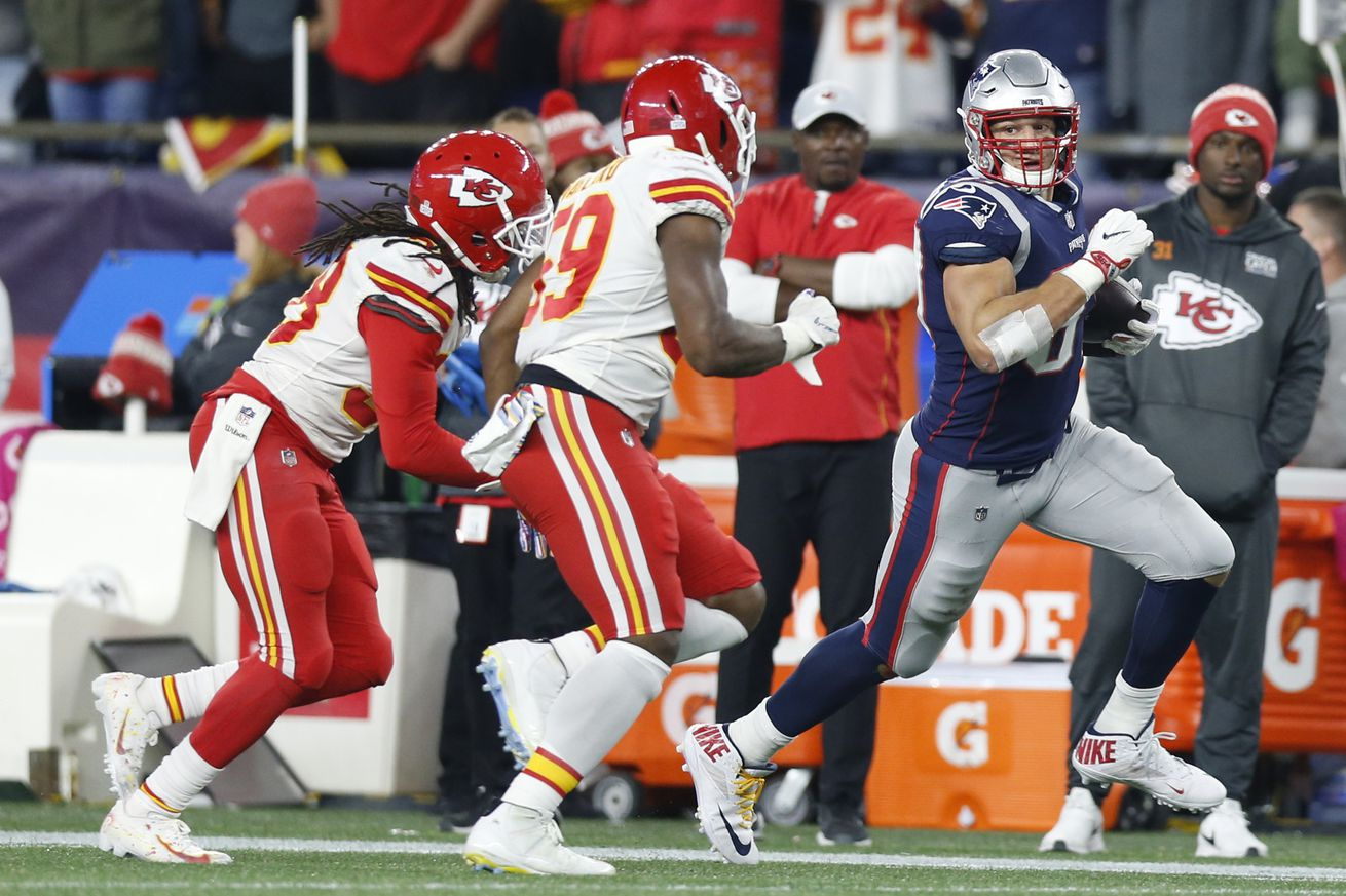 3f306f0c309 Week 15 Thursday Night Football Chargers at Chiefs  Patriots rooting guide  and open thread