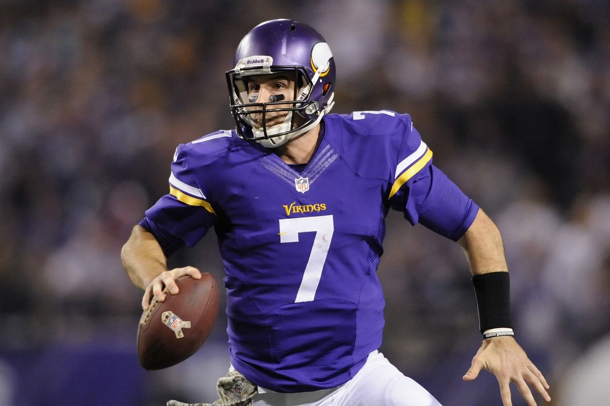 Christian ponder vikings wallpaper