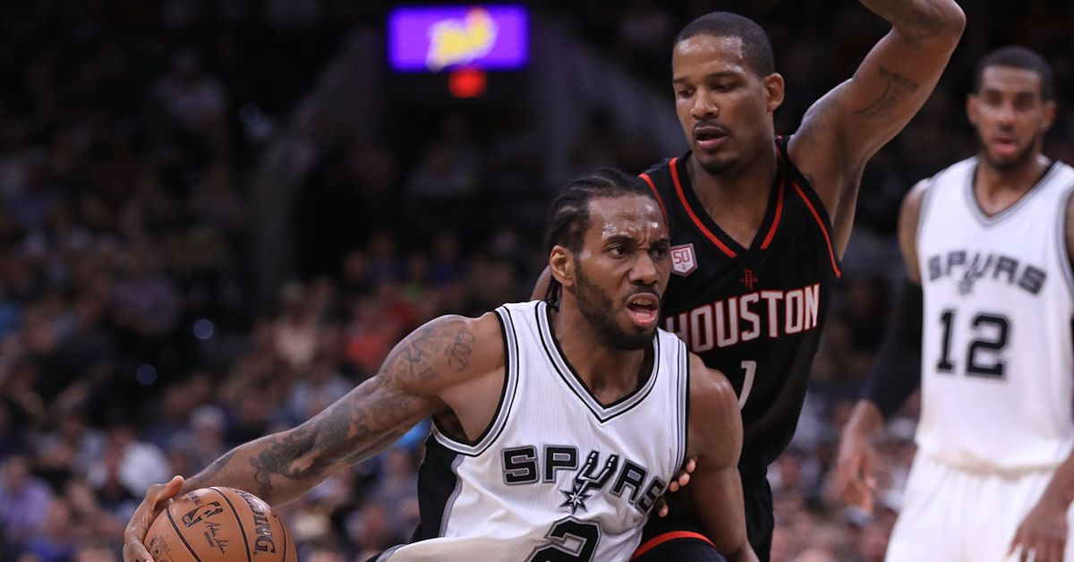 The Raptors should do everything they can to trade for Kawhi Leonard