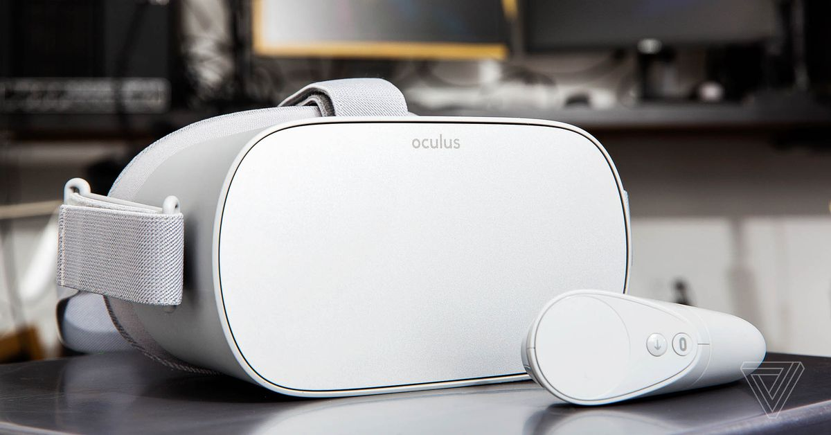 9c63b535c568 Techmeme  Review of Oculus Go  works without a phone or computer ...