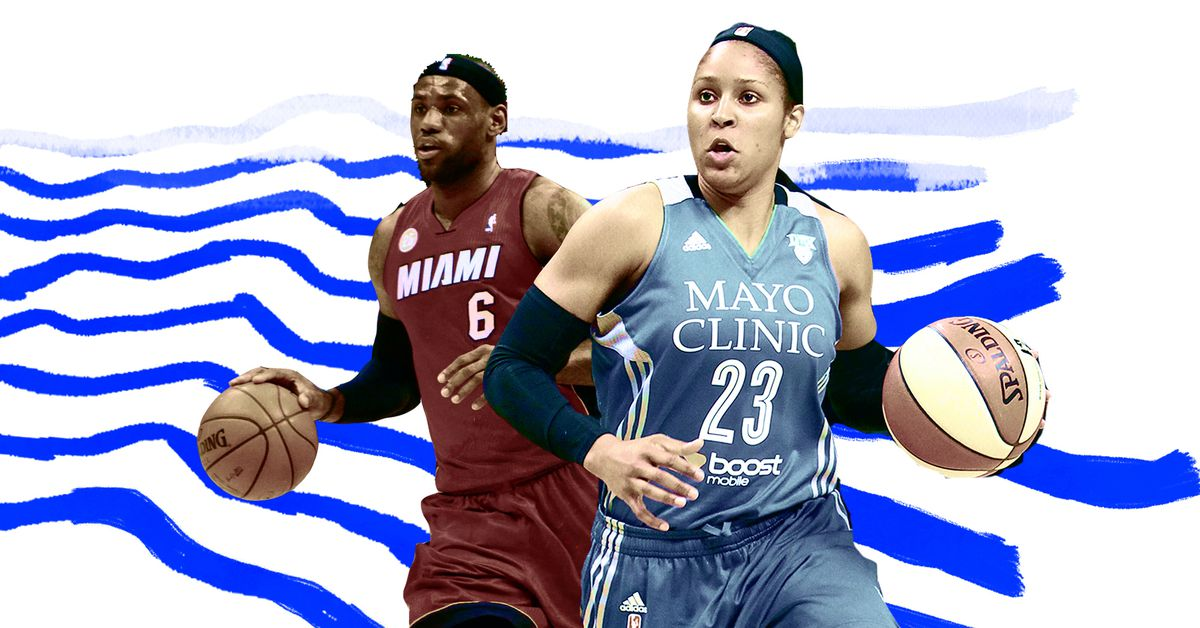 The 16 best basketball seasons of the decade