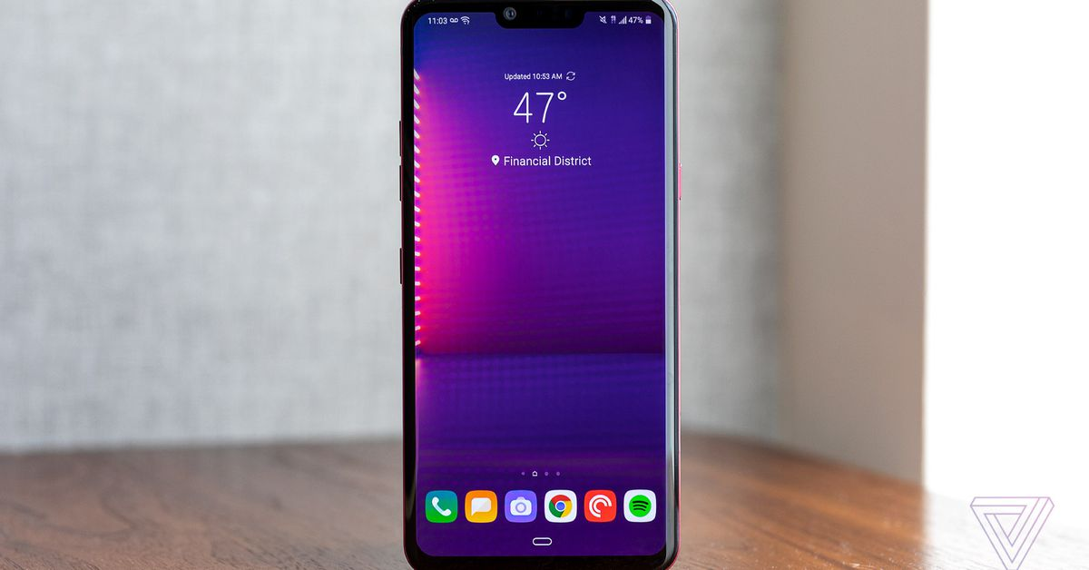 Techmeme: LG G8 ThinQ review: has bigger battery, more RAM