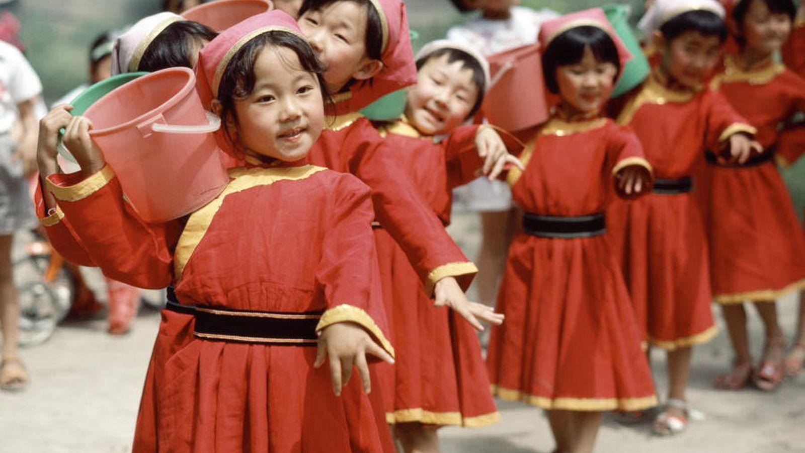 Китай и его дети фото