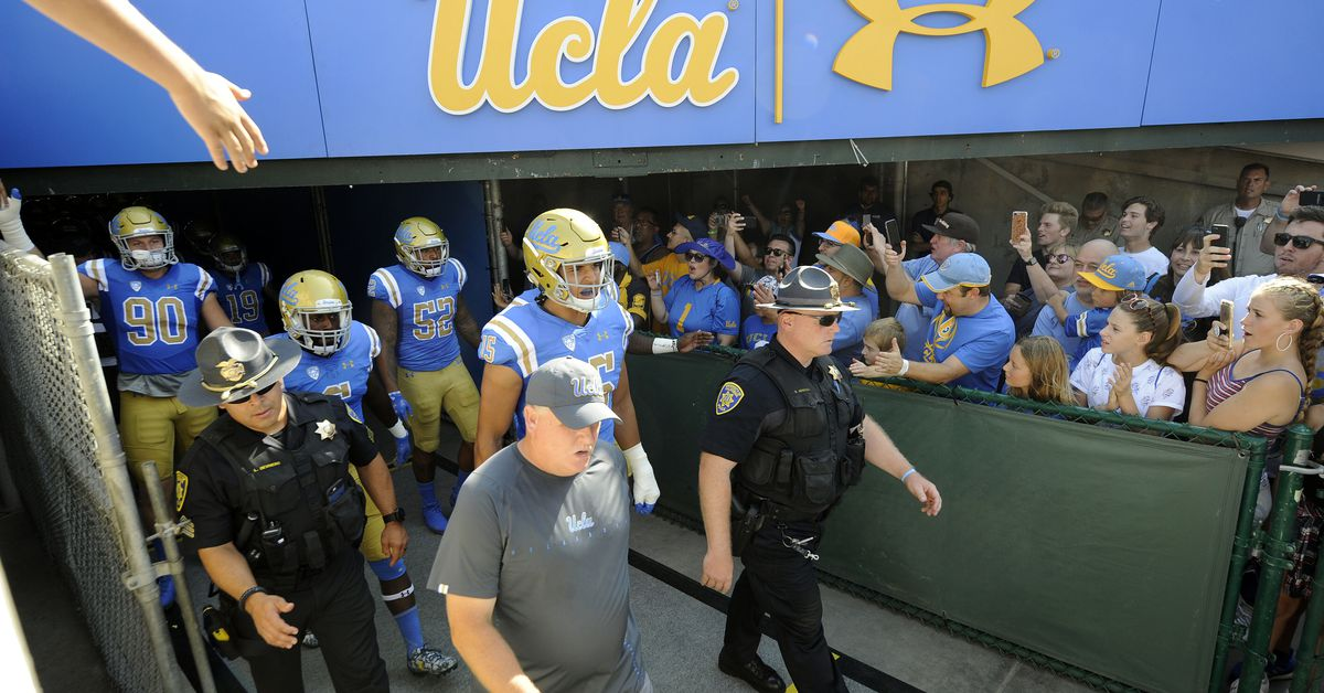 Uhh, what is going on with UCLA's recruiting under Chip Kelly?