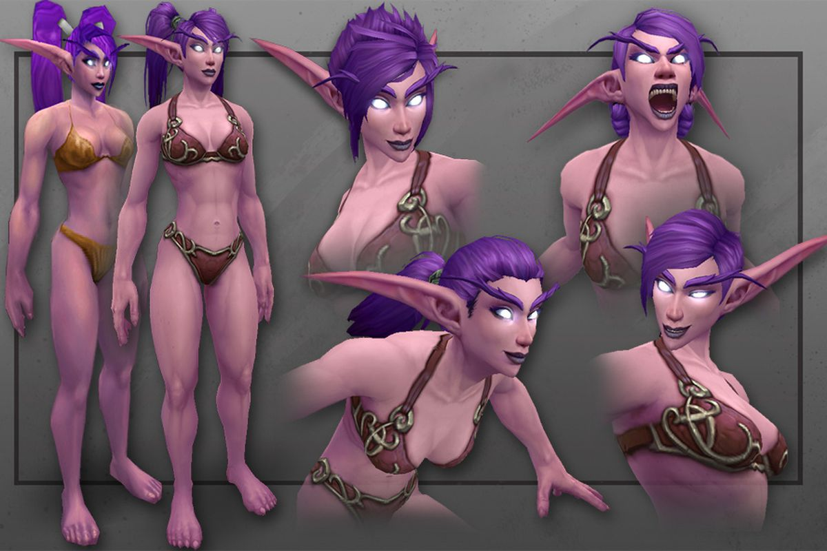 World of warcraft dreani pussy erotic photos