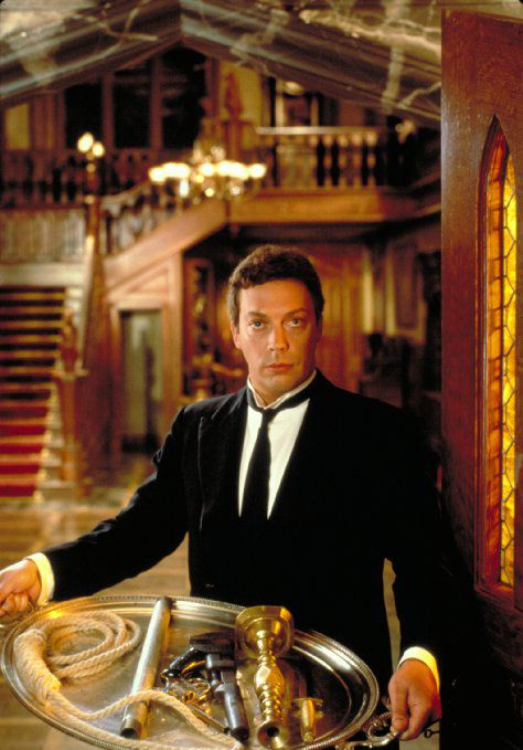 20150321 Tim Curry in Clue (1985) Paramount Pictures