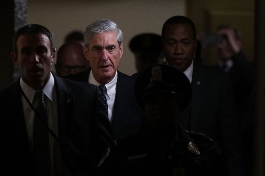 Robert Mueller. (Alex Wong/Getty Images)