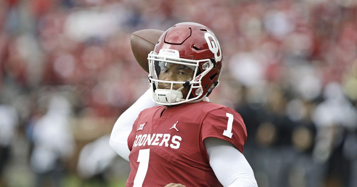 Kyler Murray's 4-play suspension actually longer than Baker Mayfield's in '17