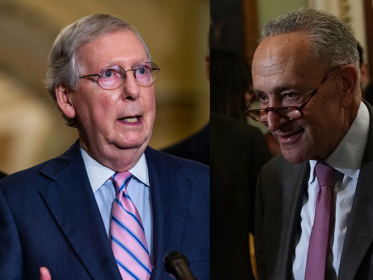 memeorandum: Chuck Schumer and Mitch McConnell hang on to