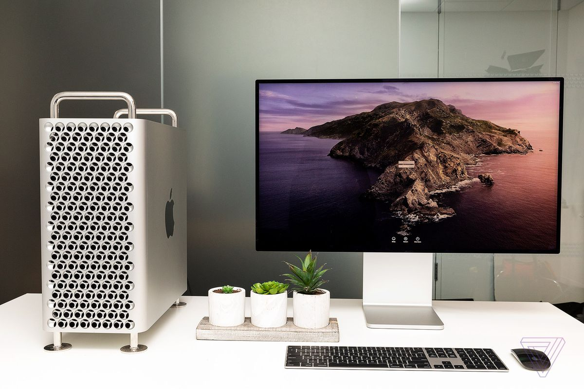 Mac Pro and Pro Display XDR