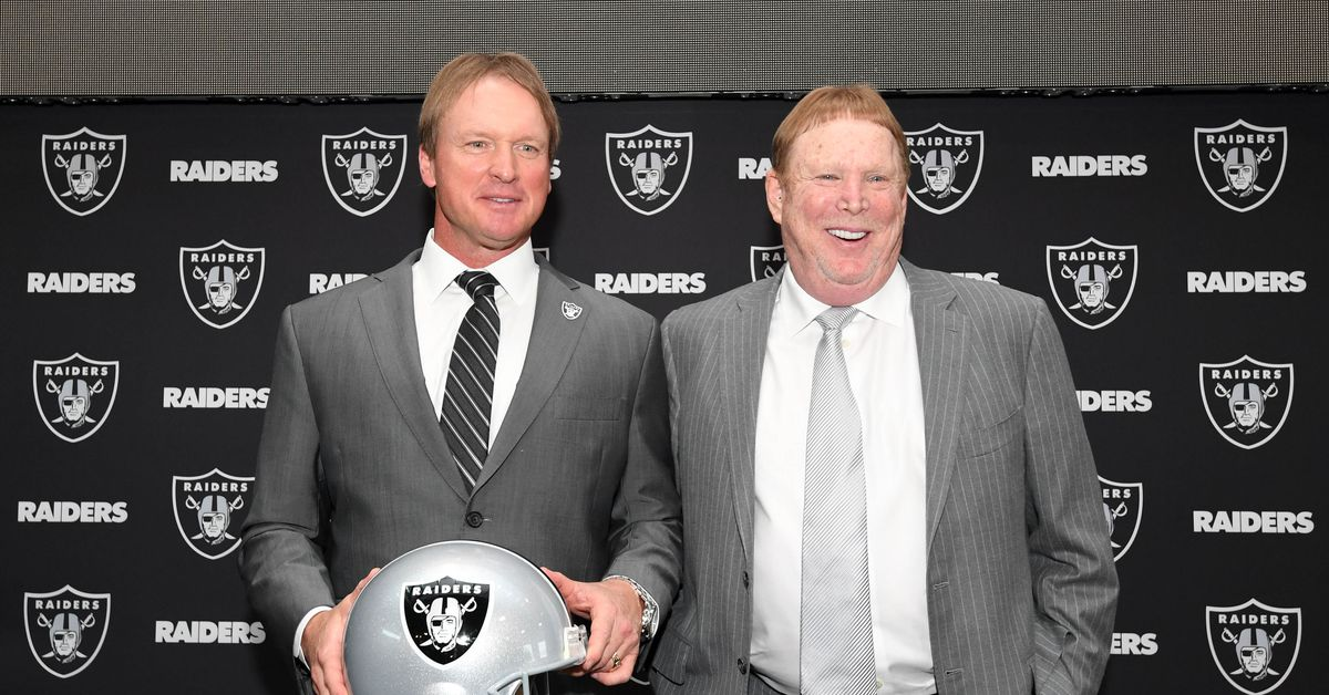 NFL investigating Raiders for potential Rooney Rule violation in hiring of Jon Gruden