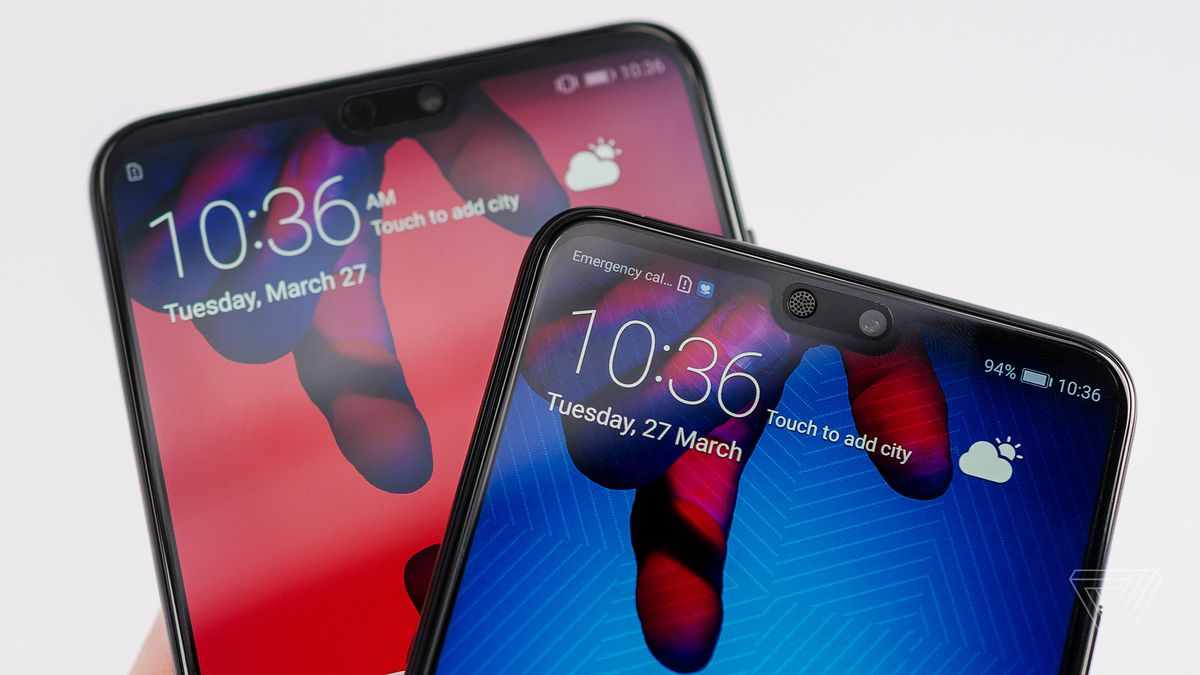 Techmeme: Huawei launches P20 Pro with 6 1-inch Full HD+ OLED screen