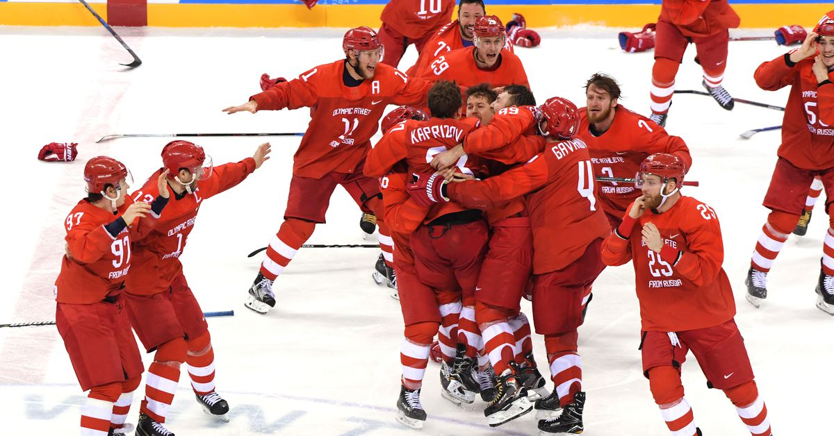 Olympic results 2018: Olympic Athletes from Russia wins men's hockey gold medal