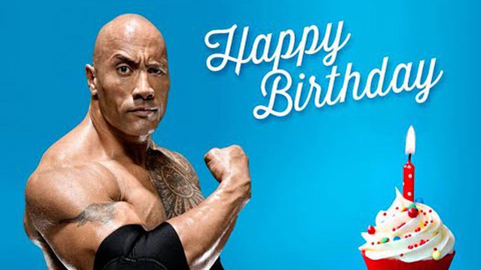 Спортивное поздравление днем рождения