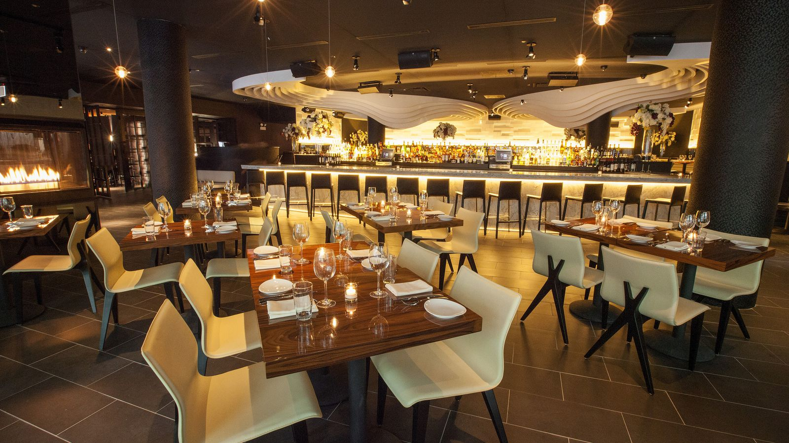 Stk private dining