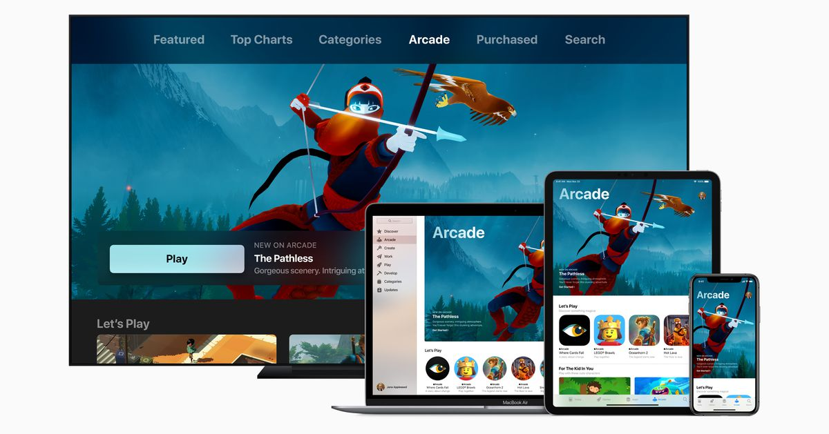 Techmeme: Apple Arcade has game developers excited, but