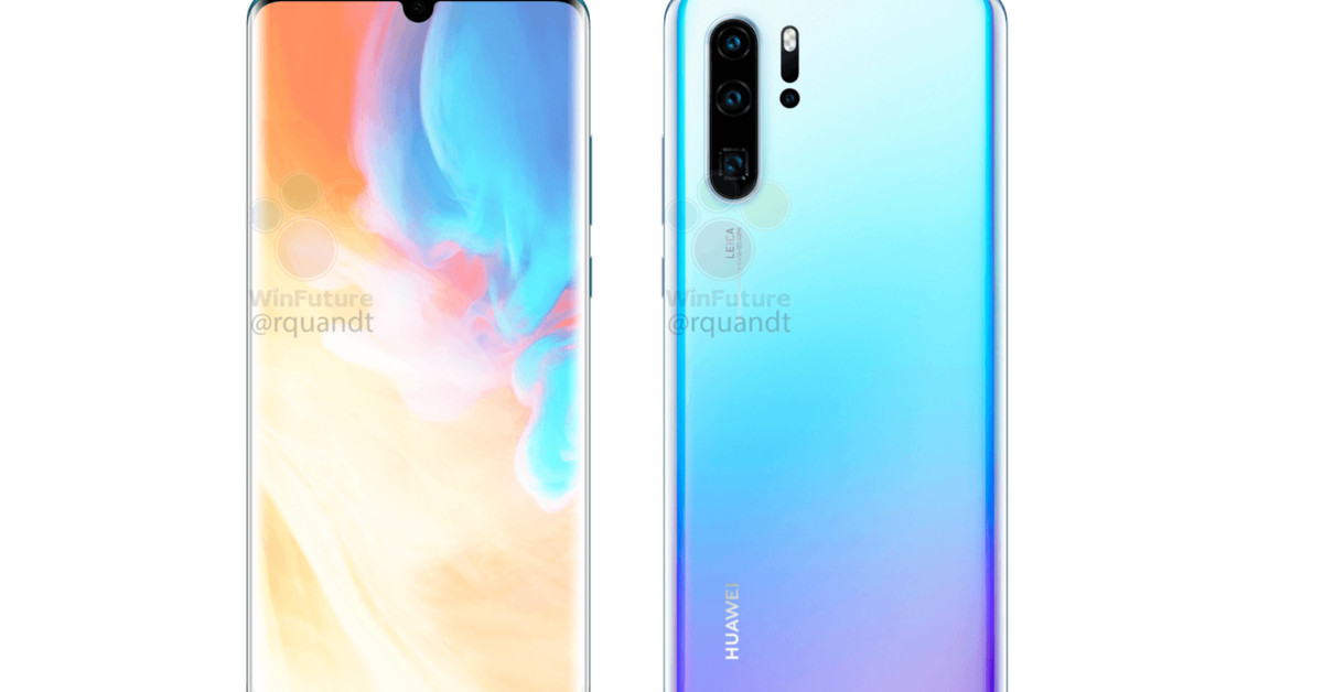 Techmeme: Leaked specs for Huawei P30 Pro reveal a 6 47-inch