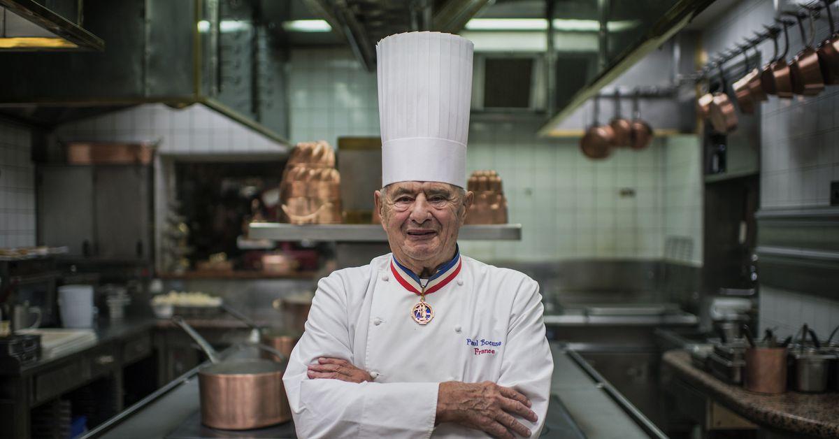 Chefs Take to Social Media to Mourn Legendary Chef Paul Bocuse - Eater
