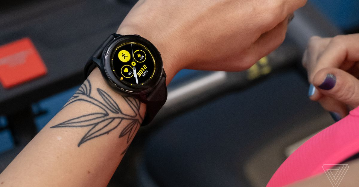Techmeme: Samsung Galaxy Watch Active review: comfortable to wear