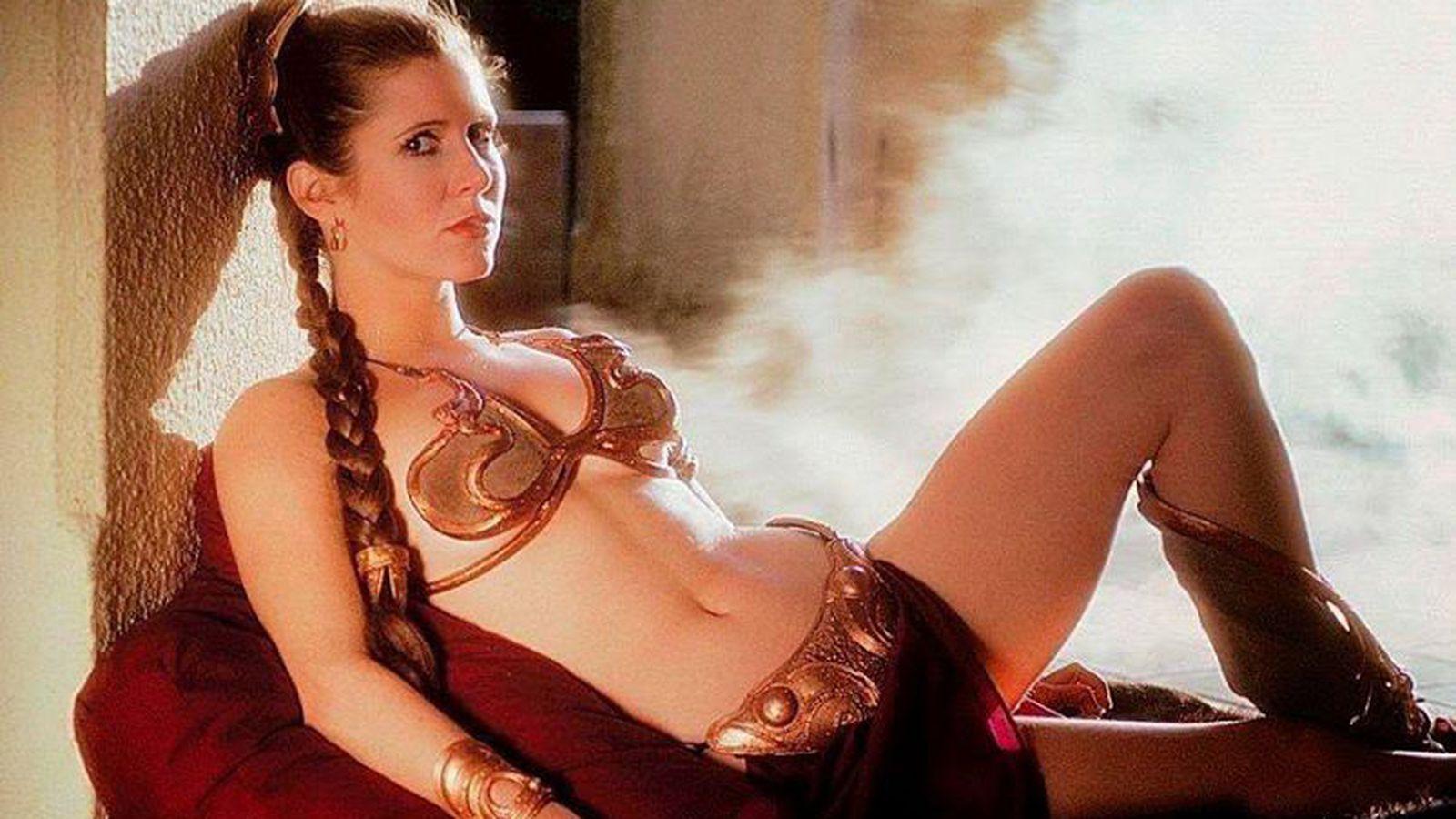 Princess leia sexy animation sluts