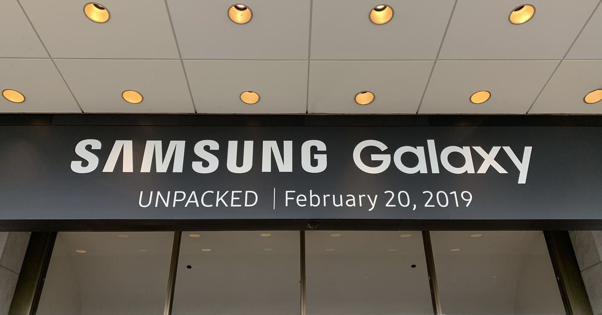 Techmeme: Live blog of Samsung's Unpacked event in San Francisco