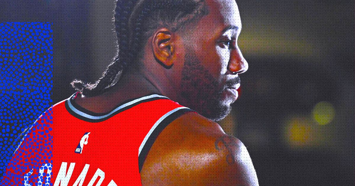 You don't actually know Kawhi Leonard. And that's fine.