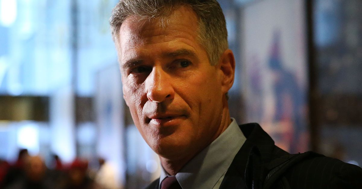 """Scott Brown, the United States' ambassador to New Zealand, said guests at a Peace Corps event in Samoa were """"beautiful"""" and told a woman server she could make hundreds of dollars in hospitality in the US — prompting a State Department inquiry into his propriety at official events."""