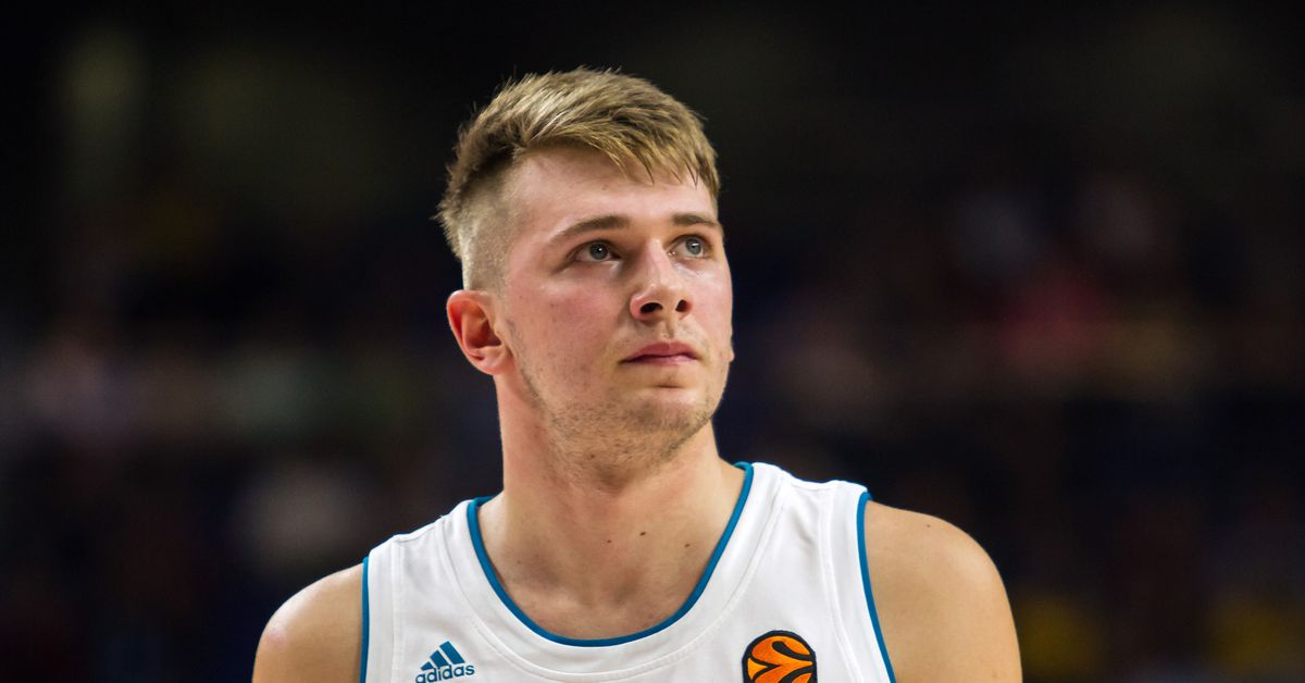 Luka Doncic doesn't have to play in the NBA this year if he doesn't want to