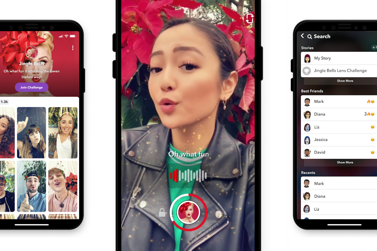 Techmeme: Snap launches Lens Challenges, which let users take part
