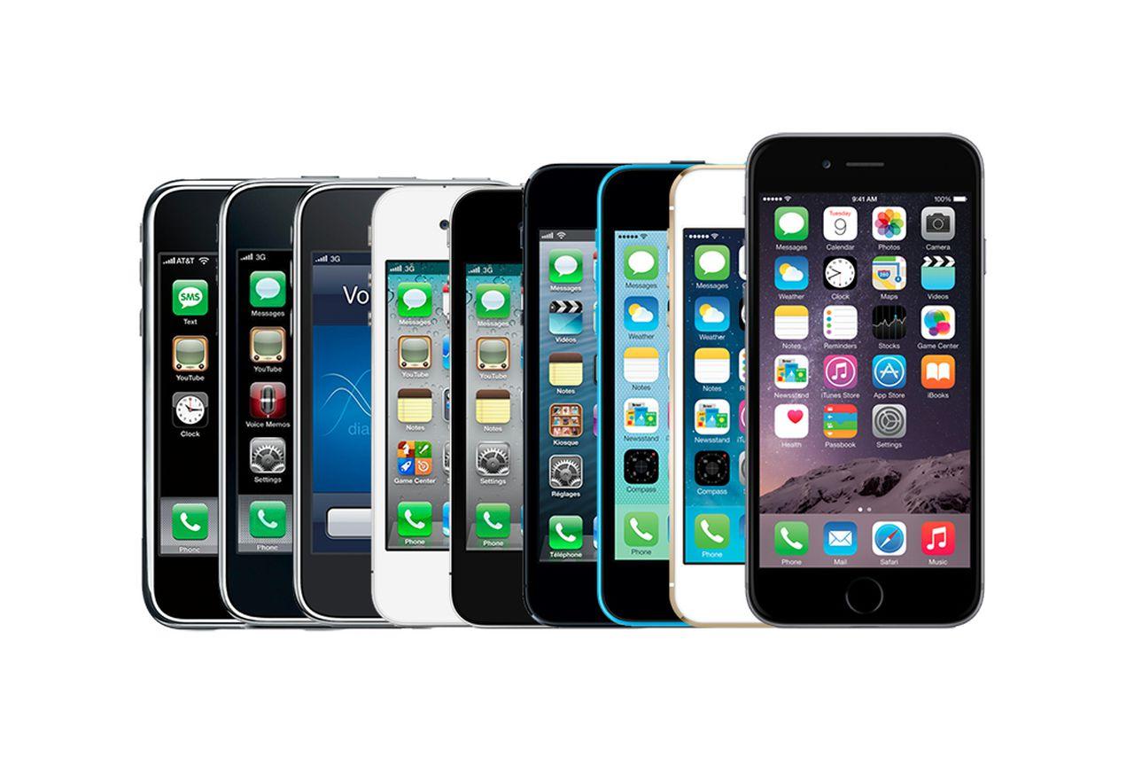 Iphone 5 generation