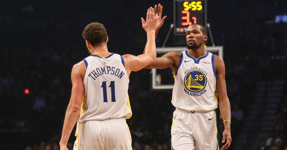 The Warriors' offense somehow isn't as terrifying as it could be