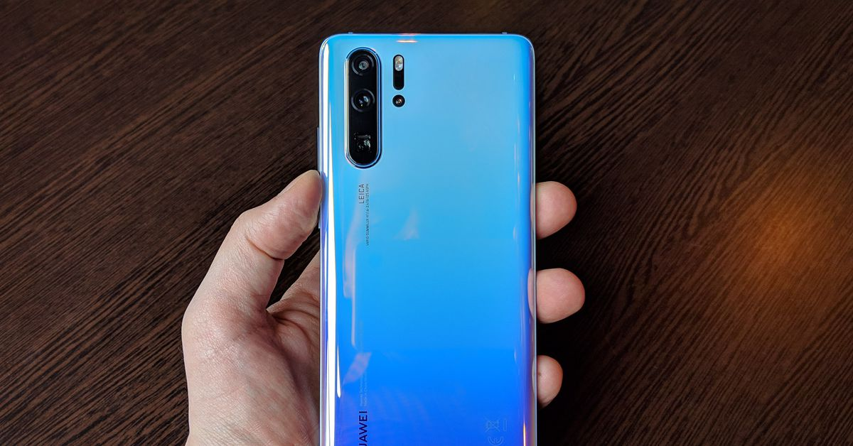 Techmeme: Huawei P30 Pro review: best low-light camera with