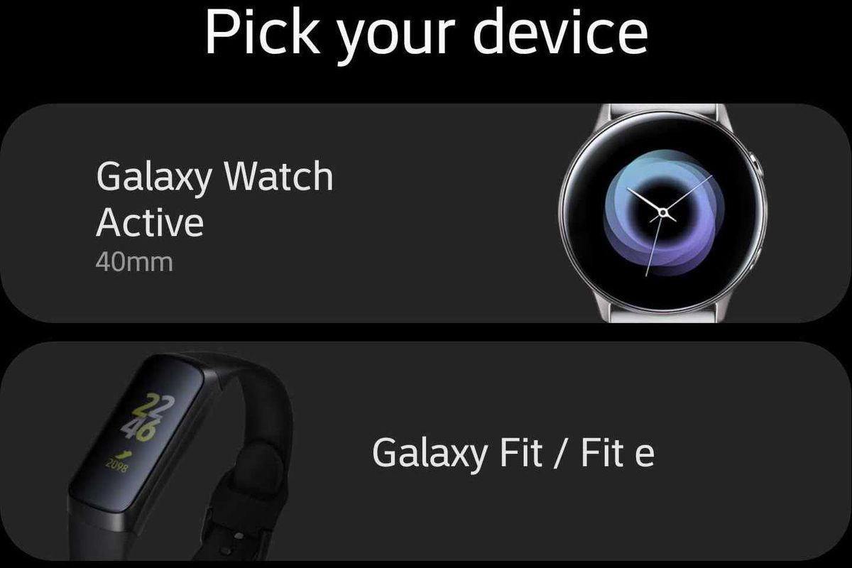 Techmeme: Samsung's wearables app reveals new products including
