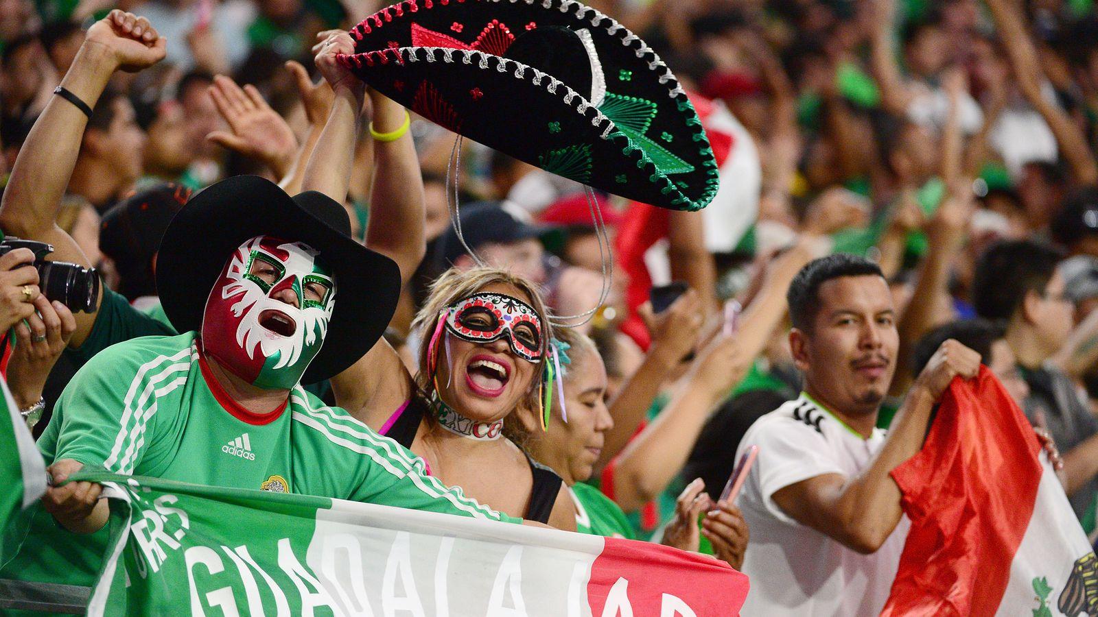 Fotos graciosas mexico vs usa 50