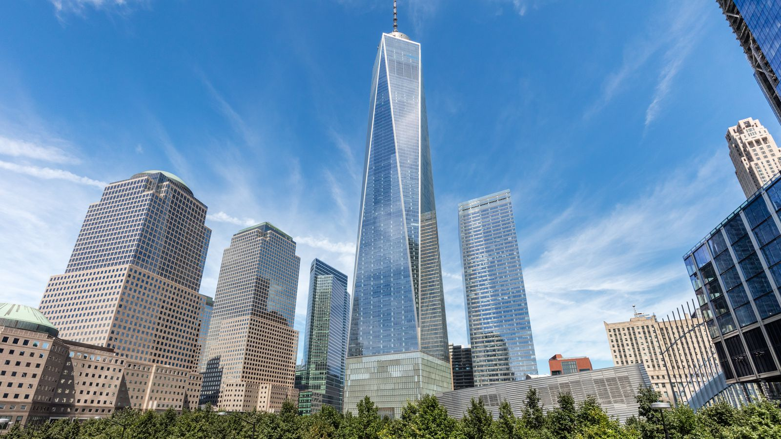 Pictures from the world trade center Oculus: The new World Trade Center Transportation Hub