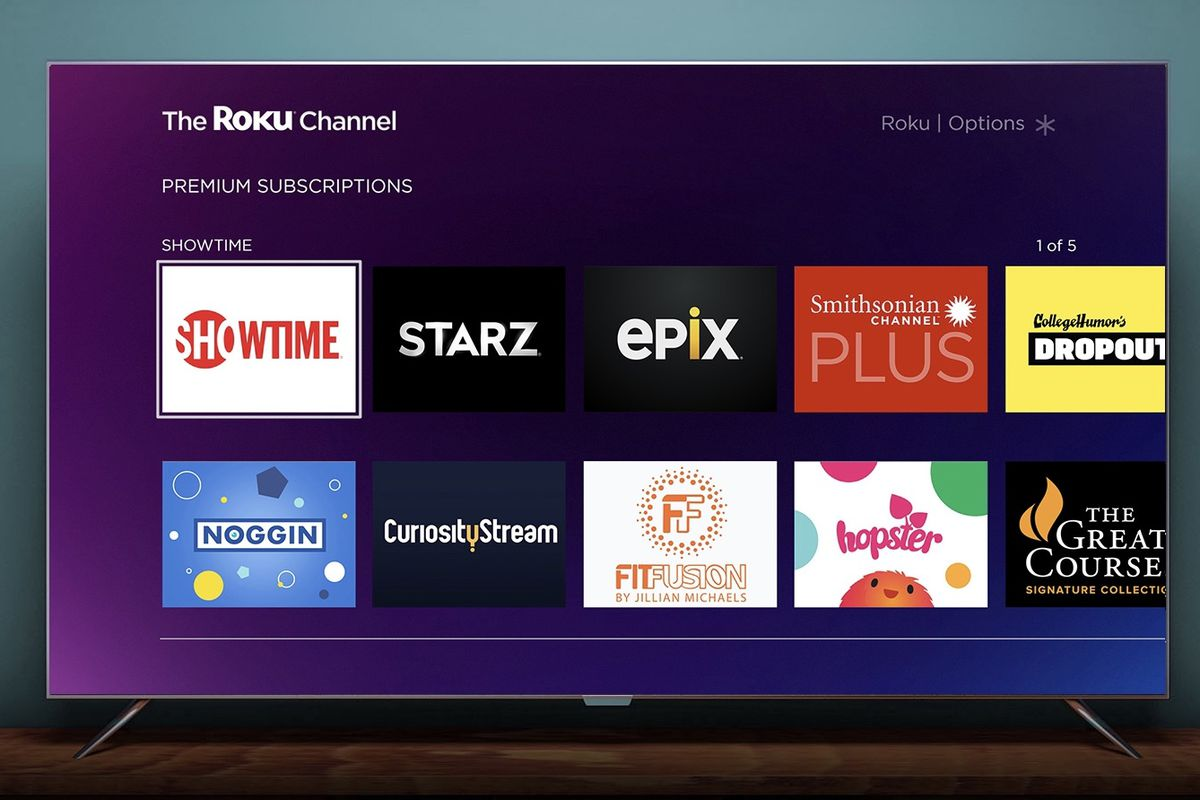 Techmeme: Roku Channel adds premium subscriptions, with