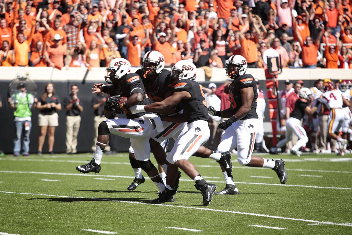 Oklahoma City News, Sports, Weather & Entertainment News OK Oklahoma state football photos