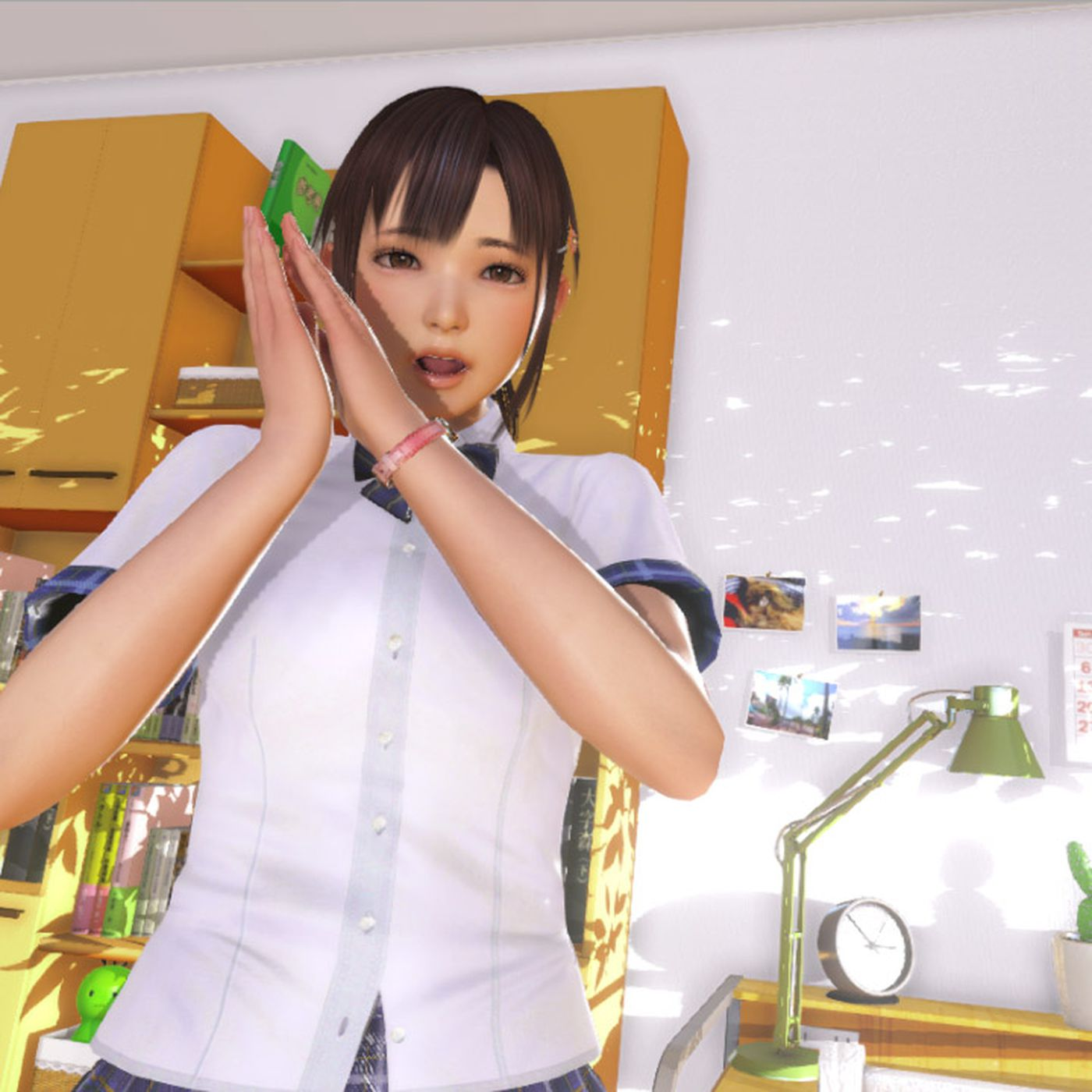 VR Kanojo Announced: Its Basically Summer Lesson with