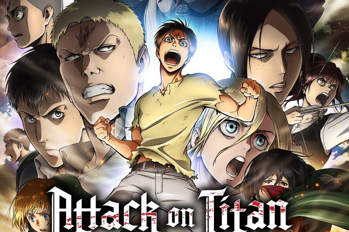 Image result for Attack on Titan Season 2