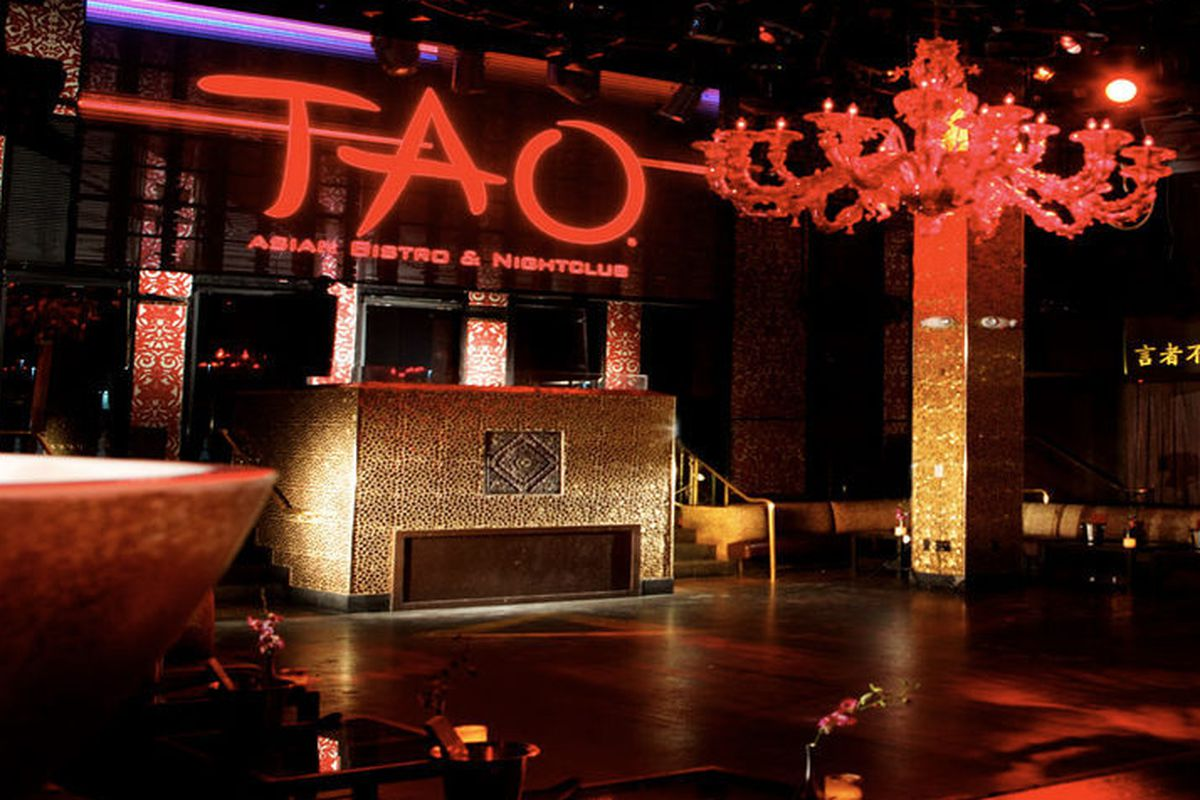 Tao nightclub vegas pictures