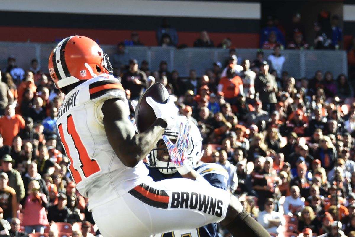 Browns Offensive Snap Counts Stats Pff Notes Week