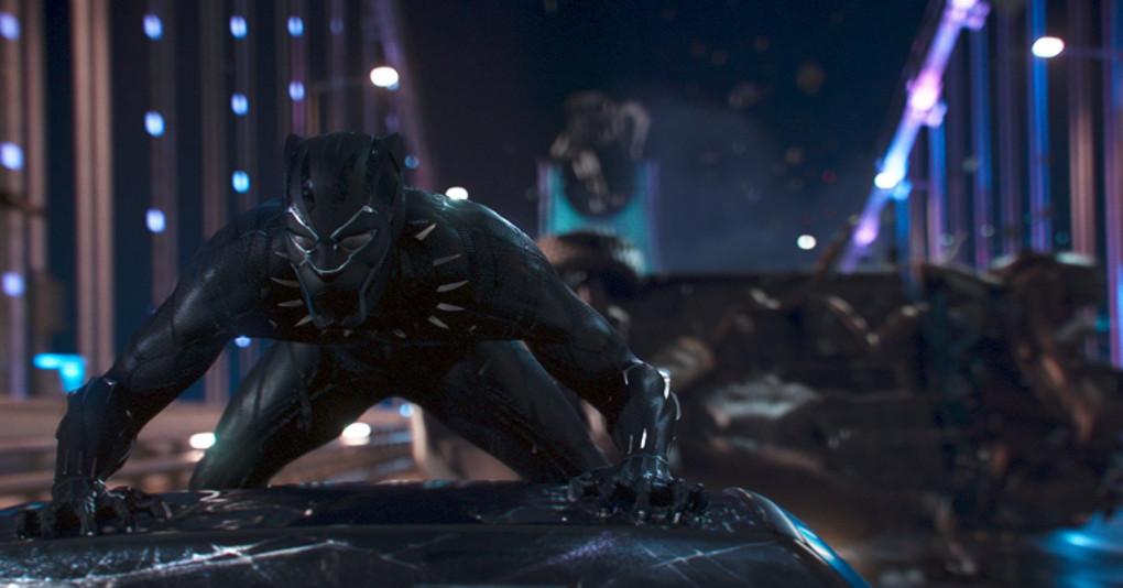 Смотреть трейлер фильма черная пантера 2018