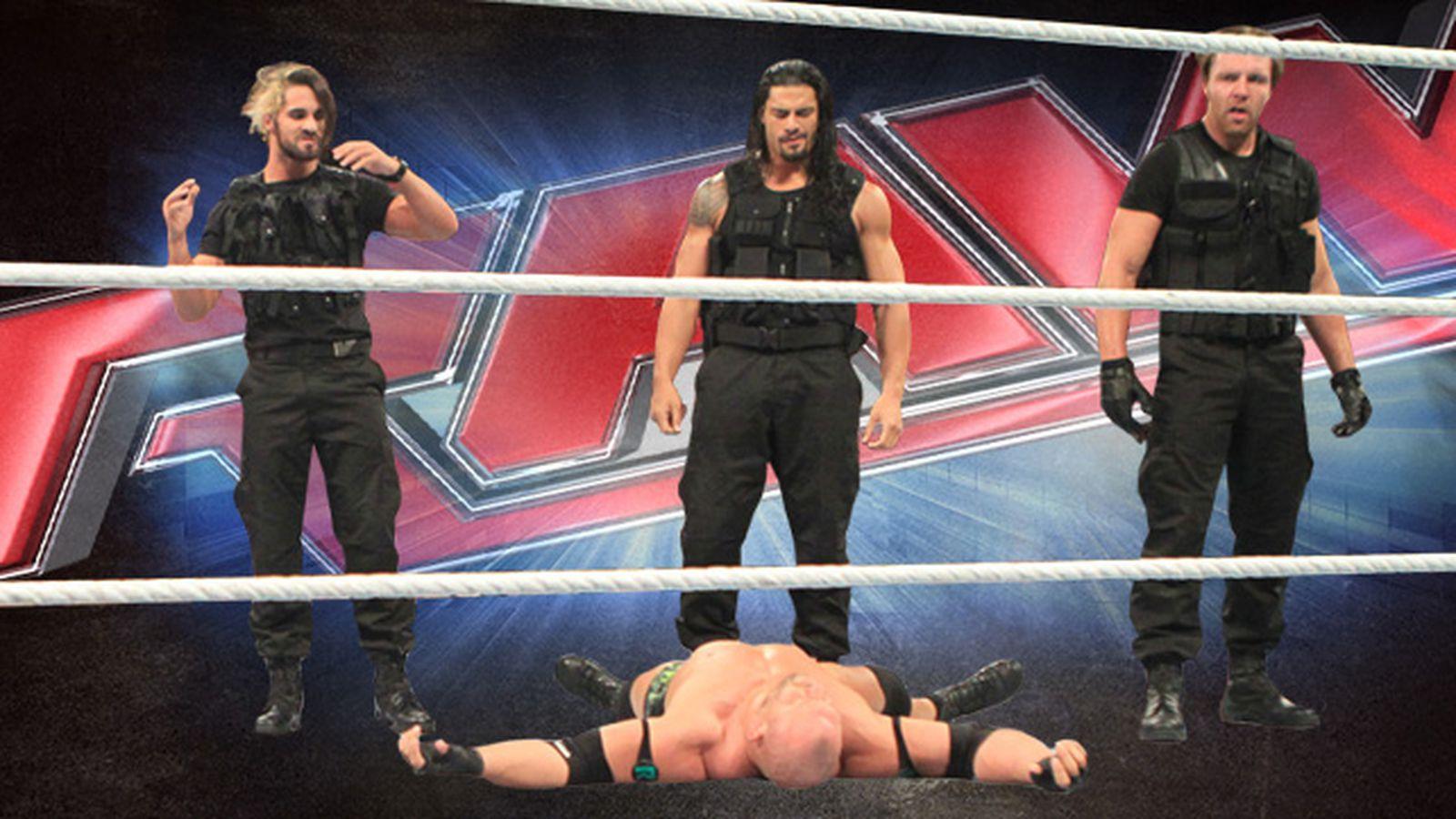 WWE Monday Night RAW Results  Wrestling Inc