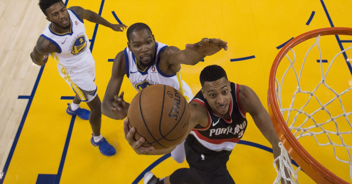 A brief history of C.J. McCollum's disgust for the Warriors and their superstar signings
