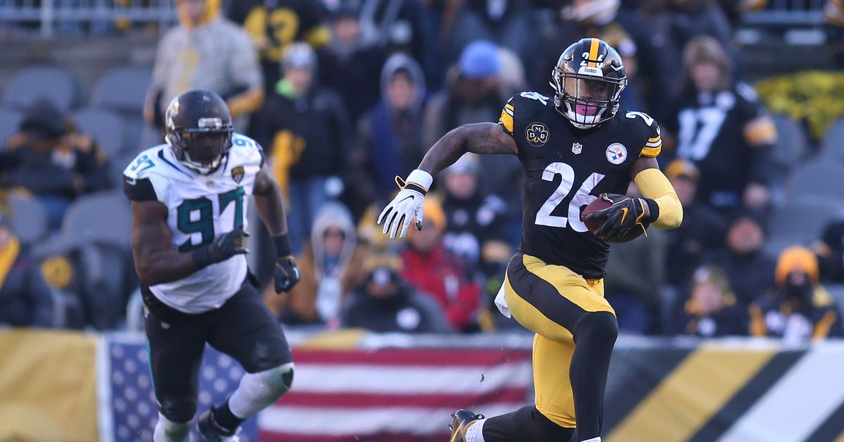 Which NFL teams are realistic trade candidates for Le'Veon Bell?