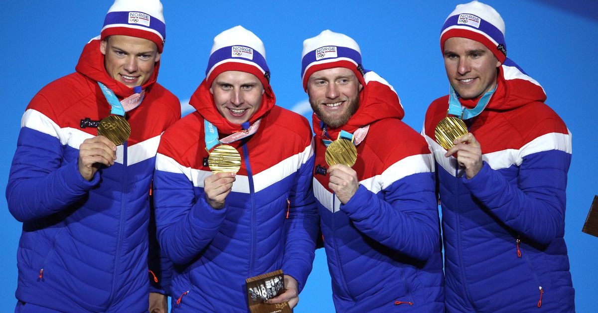 Winter Olympics medal count 2018: Norway running away with overall lead