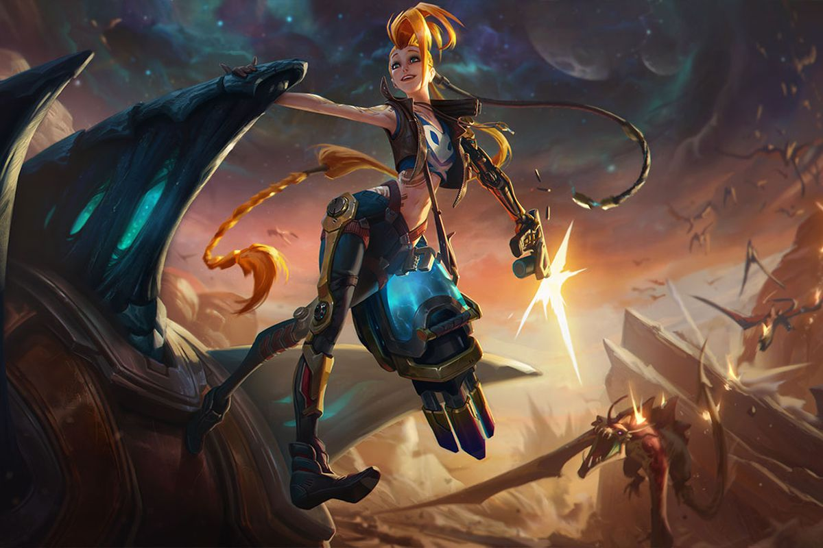 Jinx Splash Odyssey Extraction Everything You Need To Know Play