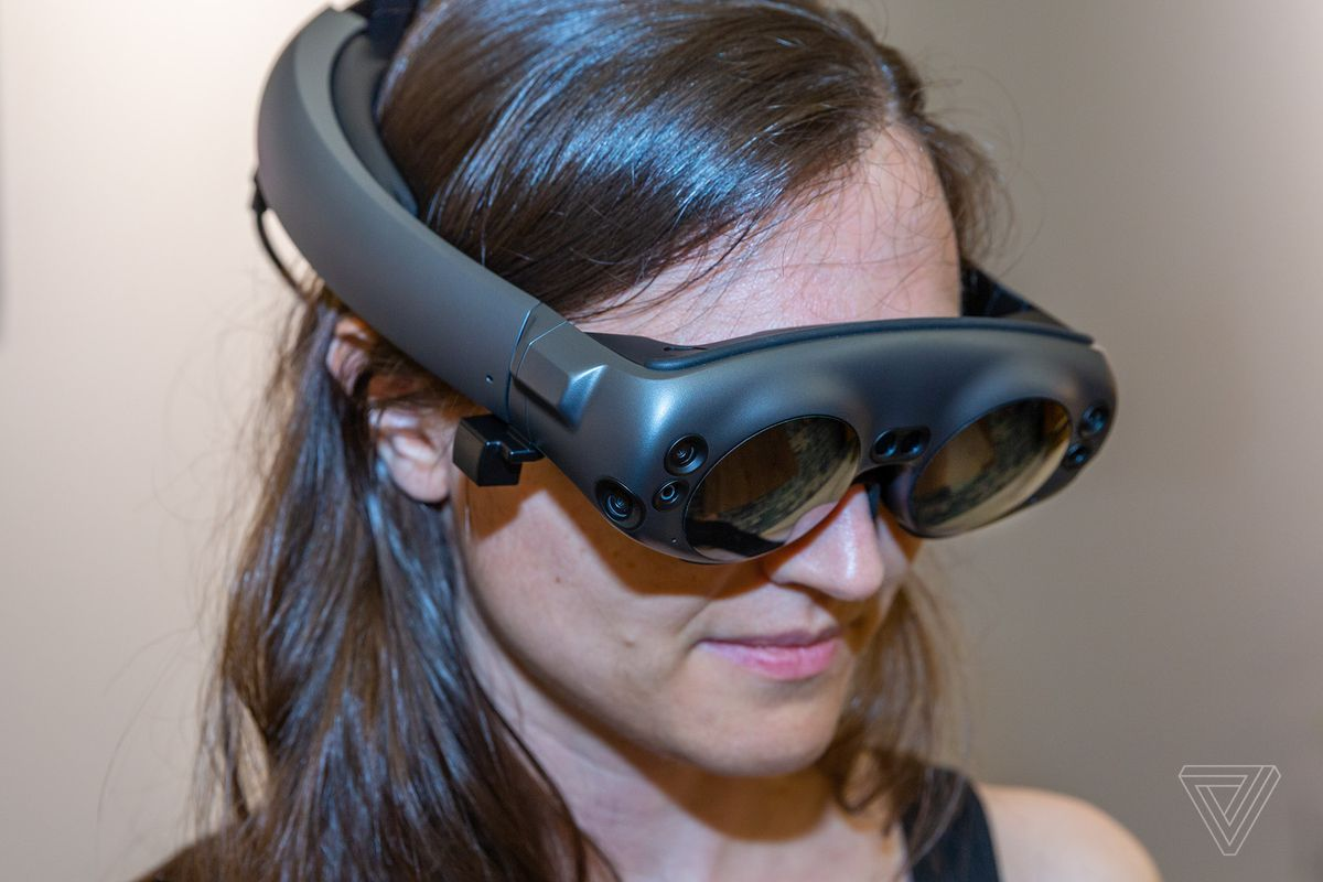 6e5a83a124eb Techmeme  Magic Leap expands shipping for its One Creator Edition headset